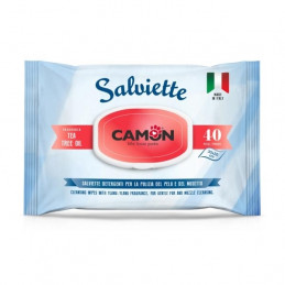 CAMON Salviette Detergenti al Tea Tree Oil 20 pz. -
