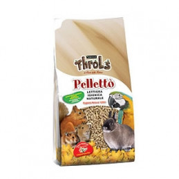 Raggio di Sole Mangimi Throls Pellettò 5 kg. -