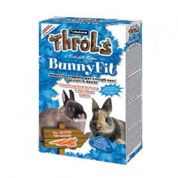 RAGGIO DI SOLE Throls Bunny Fit Fior di Carota 900 gr. -