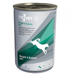 Trovet - Cane Weight & Diabetic 400 gr -