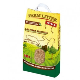 FARM LITTER Farm Litter Tutolo 10 lt. -