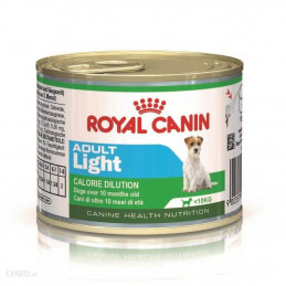 Royal Canin Mini Adult Light scatoletta da 195 gr. -