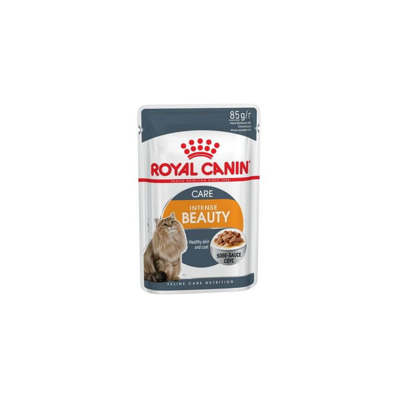 Royal Canin Adult Beauty in salsa 12 buste da 85 gr. -