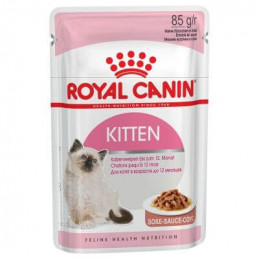 Royal Canin - Kitten Sterilised in Salsa 12 bustine da 85 gr. -