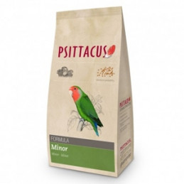 PSITTACUS Formula Minor 450 gr. -