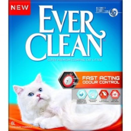 Ever Clean Fast Acting Odour Control 6 lt -