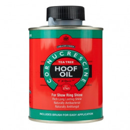 CARR&DAY&MARTIN Cornucrescine Tea Tree Hoof Oil 500 gr. -