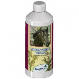 UNION BIO Green Wash Derma Shampoo Delicato 500 ml. -