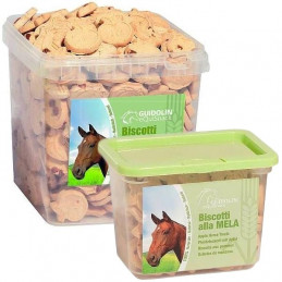 2G PET FOOD GUIDOLIN GIANNI Equisnack Biscotti alla Mela 700 gr. -