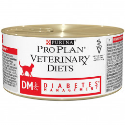 Purina proplan diet dm gatto 6 lattine da 195 gr -