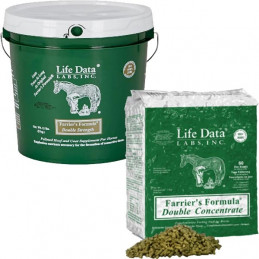 FARRIER'S MAGIC Life Data Farrier's Formula Double Concentrate Ricarica 5 kg. -