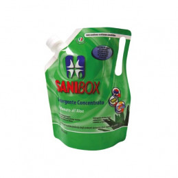 PROFESSIONAL PETS Detergente Sanibox Profumato all'Aloe 1 lt. -