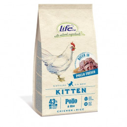 copy of LIFE PET CARE Natural Ingredients Adult Low Grain Ricco in Manzo 1,5 kg. -