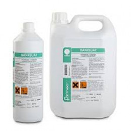 FARMEC Saniquat Disinfezione e Detersione di Superfici 5 lt. -