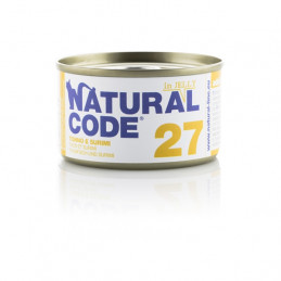 Natural Code - 27 Tonno e Surimi in jelly 85 gr. -