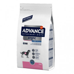 copy of ADVANCE AFFINITY Diets Dog Atopic con Trota Medium/Maxi 3 kg. -