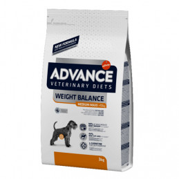 ADVANCE Diet Weight Balance Medium/Maxi Cane 12 kg. -