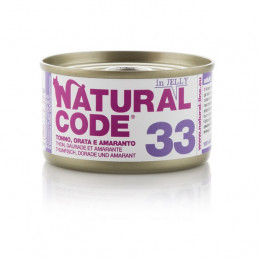 Natural Code - 33 Tonno,Orata e Amaranto in jelly -