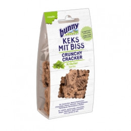 copy of BUNNY Crunchy Cracker alla Mela 50 gr. -