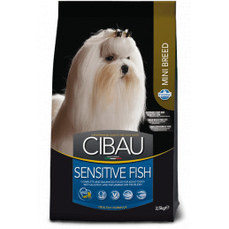Farmina cibau adult mini sensitive pesce 2,5 kg -