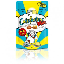 CATISFACTIONS Mix Salmone & Formaggio 60 gr. -