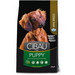 Farmina cibau puppy mini 2,5 kg -