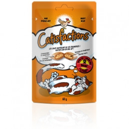 CATISFACTIONS Snack Pollo 60 gr. -