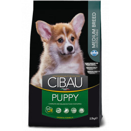 Farmina cibau puppy medium 2,5 kg -