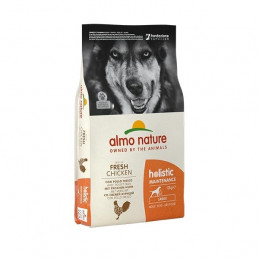 ALMO NATURE Holistic Large Pollo e Riso 12 kg. -