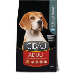 Farmina cibau adult medium 2,5 kg -