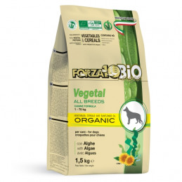 FORZA10 Vegetal Bio All Breeds con Alghe 10 kg. -