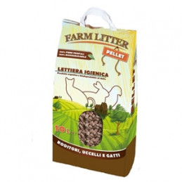 DEMAS Farm Litter Pellet 10 lt. -