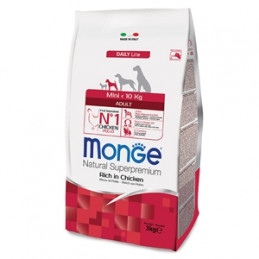 copy of MONGE Natural Superpremium Mini Adult Agnello, Riso e Patate 7,5 kg. -