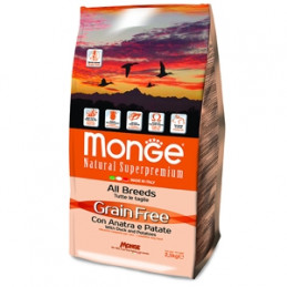 copy of MONGE Natural Superpremium Mini Starter Ricco di Pollo 1,5 kg. -