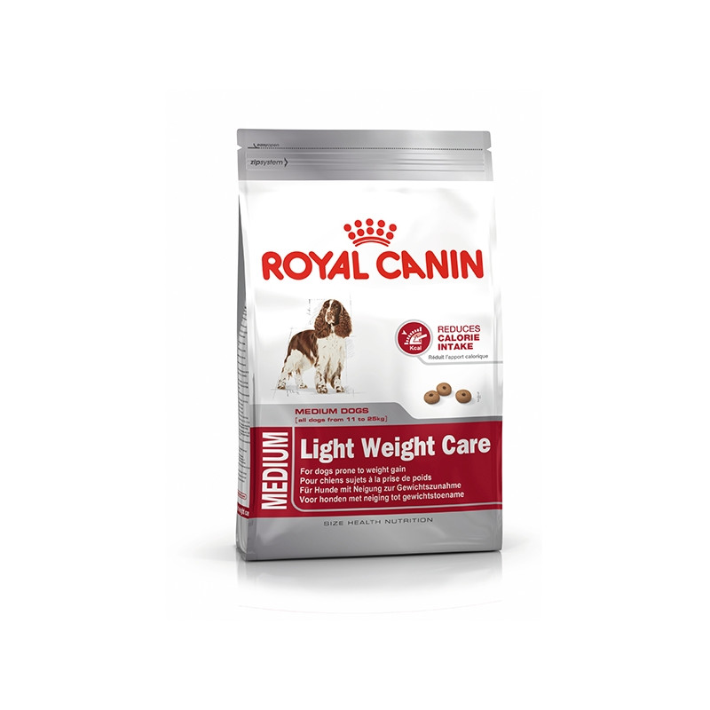 ROYAL CANIN Medium Light Weight Care 3 kg. -
