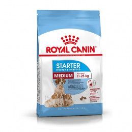 ROYAL CANIN Medium Starter Mother & Babydog 4 kg -