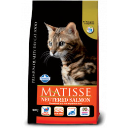 Farmina matisse neutered salmone 10 kg -