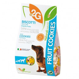 2G PET FOOD GUIDOLIN GIANNI Cookies al Gusto Frutta 300 gr. -