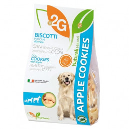 2G PET FOOD GUIDOLIN GIANNI Cookies alla Mela 350 gr. -