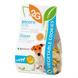 2G PET FOOD GUIDOLIN GIANNI Cookies alle Verdure 350 gr. -