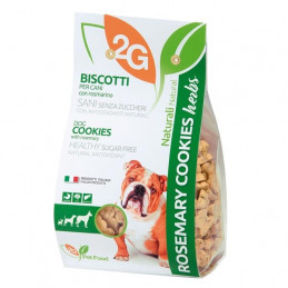 2G PET FOOD GUIDOLIN GIANNI Cookies con Rosmarino 350 gr. -