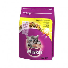 WHISKAS Croccantini Junior con Pollo 300 gr. -