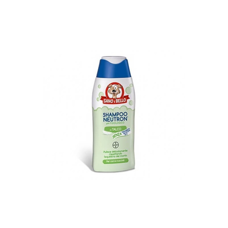 Bayer neutron shampoo 250 ml sano & bello -