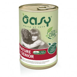 OASY Patè Mature & Senior 400 gr. -