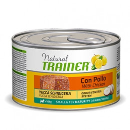 TRAINER Natural Maturity Small & Toy con Pollo 150 gr. -