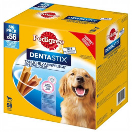 Pedigree Dentastix 56 Pz. Taglia L + Pedigree Dentastix Fresh 28 Pz. -