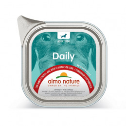 ALMO NATURE Daily Menu con Manzo e Patate 100 gr. -
