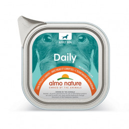 ALMO NATURE Daily Menu con Vitello e Carote 100 gr. -