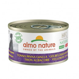 ALMO NATURE HFC Natural Made in Italy Tonno Pinna Gialla 95 gr. -